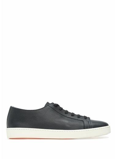 Santoni Spor Ayakkabı Lacivert